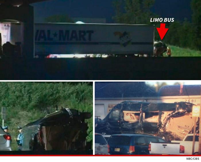 Σε κρίσιμη κατάσταση γνωστός κωμικός ηθοποιός - Εικόνες σοκ από το ατύχημα