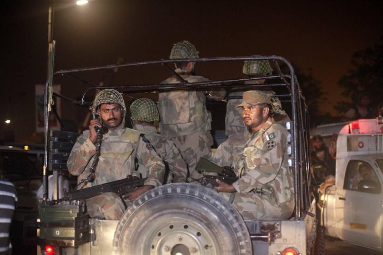 Πακιστάν: Νεκροί οι δράστες της επίθεσης στο αεροδρόμιο του Καράτσι