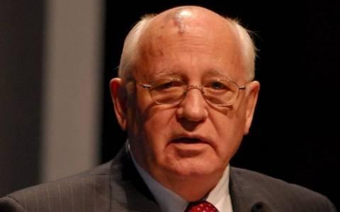 Γκορμπατσόφ: «Η Δύση είπε ψέματα στη Ρωσία»