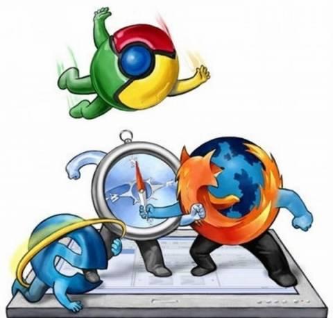 Ο δημοφιλέστερος browser παγκοσμίως