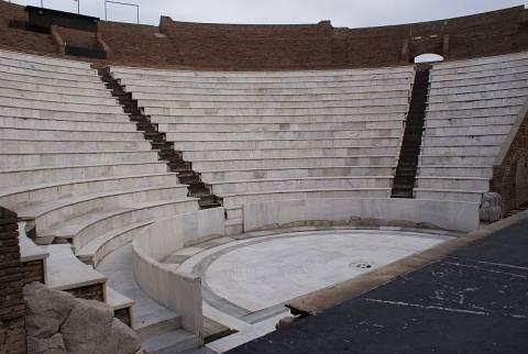 Περιορισμένες φέτος οι παραστάσεις στο Ρωμαϊκό Ωδείο Πατρών