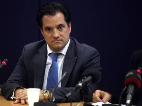 Ανασχηματισμός: «Εκτός» ο Άδωνις από το νέο υπουργικό σχήμα