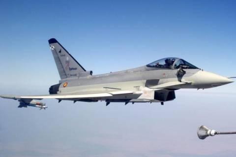 Ισπανία: Δυστύχημα με συντριβή μαχητικού αεροσκάφους στη Σεβίλλη