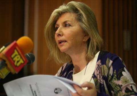 Ανασχηματισμός: «Φεύγει» η Ζέττα Μακρή από το υπουργείο Υγείας