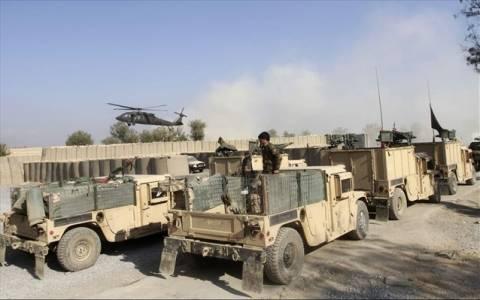 Αφγανιστάν: Νεκροί πέντε στρατιώτες του ΝΑΤΟ