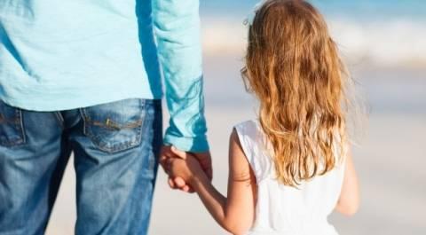 Το δώρο ζωής πατέρα στην τρίχρονη κόρη του
