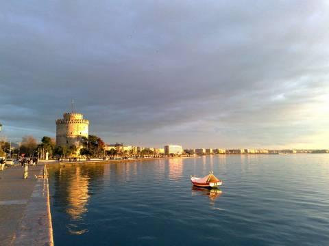 Πάρκο για... σλάλομ στην παραλία της Θεσσαλονίκης