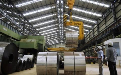 Νέα πτώση της βιομηχανικής παραγωγής τον Απρίλιο