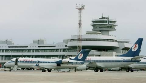 КГБ Белоруссии пресек попытку угона самолёта Кутаиси - Минск
