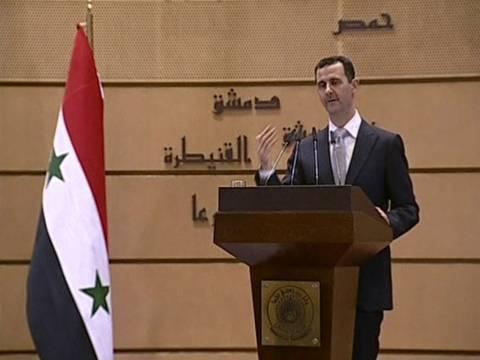 Συρία: Ελεύθερους αφήνει τους φυλακισμένους ο Άσαντ