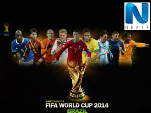 World Cup 2014: Full TV schedule of New Hellenic Radio, Internet and Television