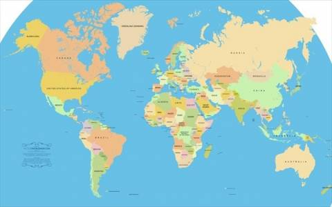 Ποια χώρα συνορεύει με τις περισσότερες χώρες;