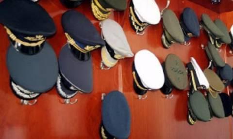 Μειωμένος ο αριθμός των εισακτέων στις στρατιωτικές σχολές