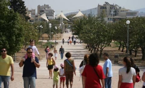 Αντιδράσεις κατοίκων για την εκμίσθωση χώρων του Πάρκου Τρίτση
