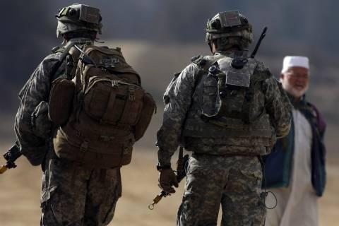 Αφγανιστάν: Αμερικανοί οι πέντε στρατιώτες που σκοτώθηκαν από «φίλια πυρά»