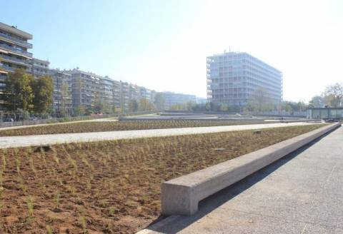 Parali-art: Εικαστικές δράσεις σε τρεις κήπους της νέας παραλίας Θεσσαλονίκης
