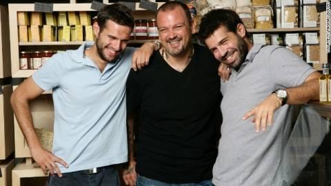 CNN: Από την κρίση στην επιτυχία ή πώς νικούν οι Έλληνες,όταν δεν έχουν τίποτα να χάσουν!