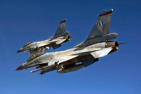 Η Πολεμική Αεροπορία στην Άσκηση «Thracian Star 2014»
