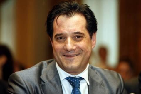 Συγχαρητήρια Γεωργιάδη στον Στουρνάρα