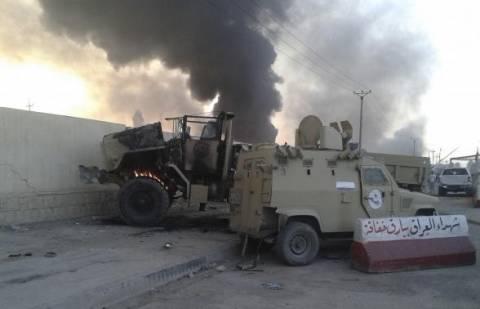 Ιράκ: Οι αντάρτες κρατούν ομήρους στο τουρκικό προξενείο