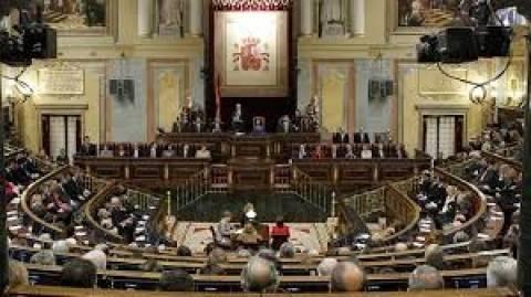 Εγκρίθηκε από τη βουλή της Ισπανίας η παραίτηση Χουάν Κάρλος