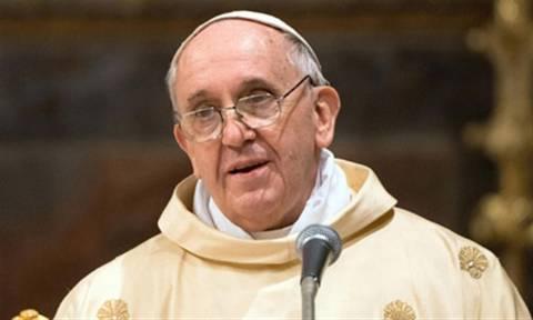 Βατικανό: Καταδίκη των εμπόρων όπλων από τον πάπα Φραγκίσκο