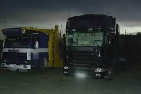 Γιαννιτσά: Σπείρα διακινούσε κλεμμένα φορτηγά με προορισμό τη Νιγηρία