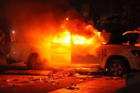 Λιβύη: Επίθεση αυτοκτονίας στη Βεγγάζη με δυο νεκρούς