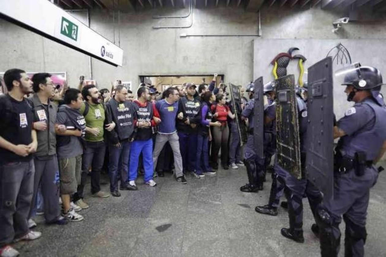 Μουντιάλ 2014: Πρεμιέρα με... απεργία στα αεροδρόμια