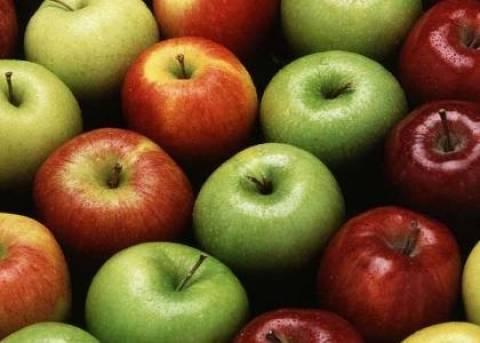 Στοπ σε 21 τόνους μήλα από την Χιλή-Βρέθηκαν ακατάλληλα