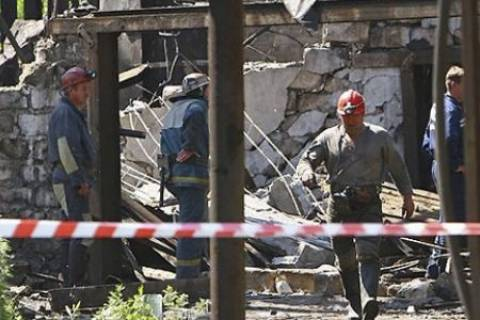 Ουκρανία: 9 ανθρακωρύχοι αγνοούνται ύστερα από έκρηξη στο Ντονέτσκ