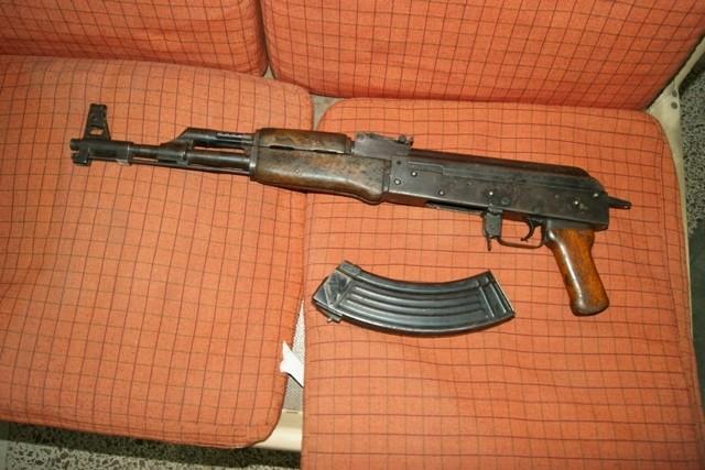 Πρέβεζα: Με αυτά τα όπλα έσπειραν τον τρόμο στα ΕΛΤΑ οι ληστές (pics)