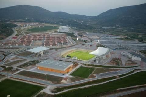 Στο «σφυρί» τα Ολυμπιακά ακίνητα σε Μαρκόπουλο και Γαλάτσι