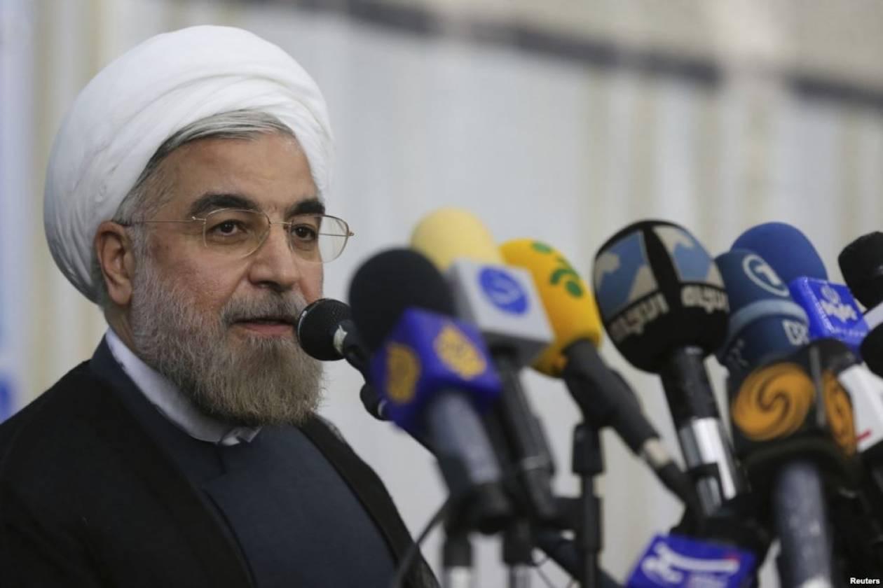 Το Ιράν «θα αγωνισθεί εναντίον της βίας και της τρομοκρατίας» στο Ιράκ