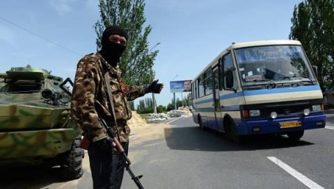 Донецкая ОГА: Исчез автобус с детьми