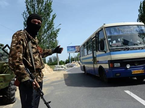 Ντόνετσκ: Αγνοείται λεωφορείο με παιδιά