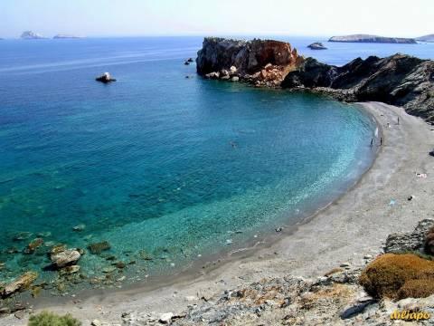 Φολέγανδρος: Ο μικρός παράδεισος του Αιγαίου