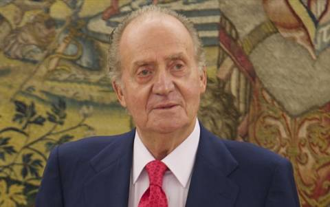 Ισπανία: Απών από την ορκωμοσία του γιου του ο Χουάν Κάρλος
