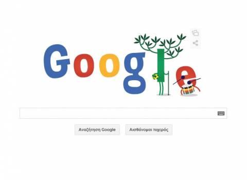 Παγκόσμιο Κύπελλο Ποδοσφαίρου 2014: To Doodle της Google άλλαξε, η γιορτή ξεκίνησε