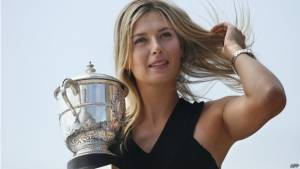 Forbes: Шарапова - самая богатая спортсменка года