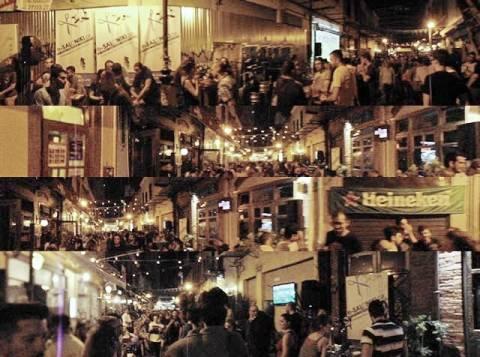 Θεσσαλονίκη: Με τεράστια επιτυχία η πρεμιέρα του 3ου Beer Festival στα Λαδάδικα