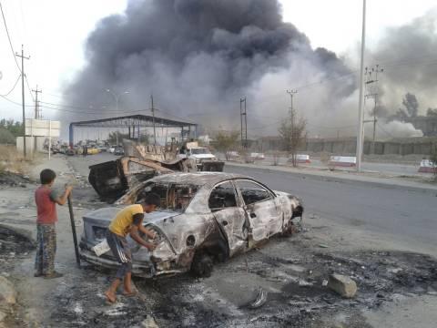 Ιράκ: Οι αντάρτες κατέλαβαν δύο πόλεις, μερικά χιλιόμετρα βορειοανατολικά της Βαγδάτης