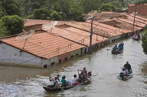 Βραζιλία: 13 νεκροί από τις πλημμύρες στα νότια της χώρας