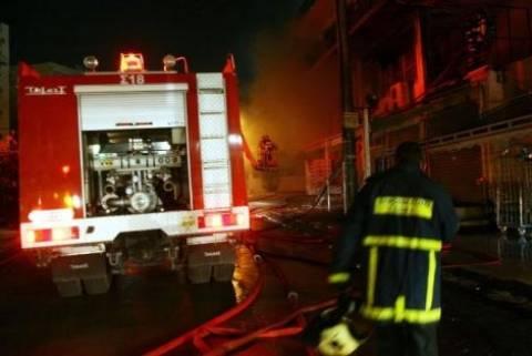 Ρόδος: Ένας νεκρός από φωτιά σε κατοικία στην παλιά πόλη