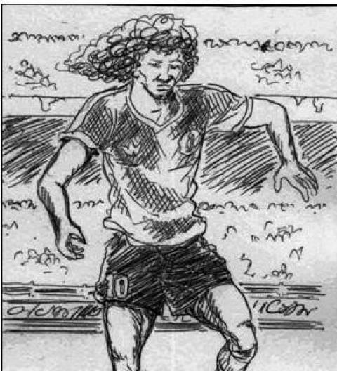 Нуриев советского футбола, греческий Марадона
