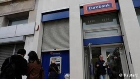 «Βομβαρδιστικά χρήματος απέτρεψαν ένα bank-run στην Αθήνα»