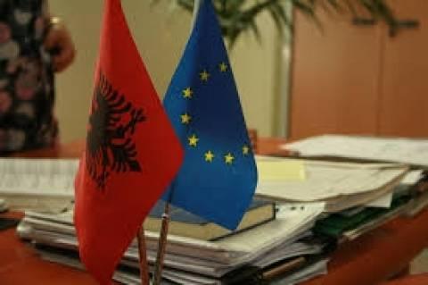 Αλβανία: Υποψήφια προς ένταξη στην ευρωπαϊκή ένωση