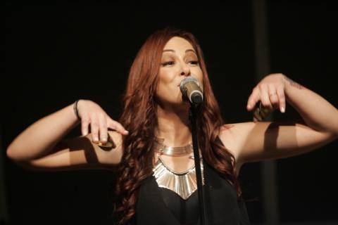 Καλαμαριά: Συναυλία από την Ένωση Ποντίων με τη Μελίνα Ασλανίδου