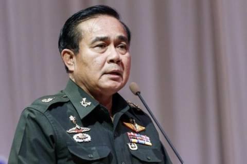 Ταϊλάνδη: Η στρατιωτική χούντα ήρε την απαγόρευση της κυκλοφορίας
