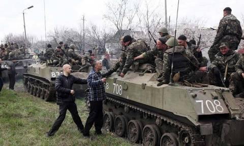 Κρεμλίνο: Παραβίαση των ρωσικών συνόρων από ουκρανικά τανκς (βίντεο)
